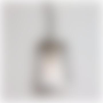 Astro Lighting   Nickel Calvi Exterior Pendant Light