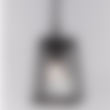 Astro Lighting  Black Calvi Outdoor Pendant Light
