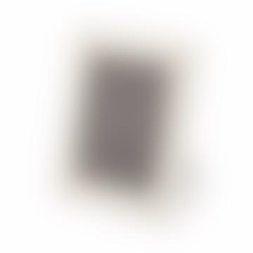 """8 x 6"""" Ivory Leather Wedding Photo Frame"""
