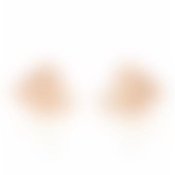 Vivienne Westwood   Pink Gold Farah Earrings