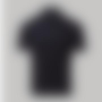 Black Adrian Polo Shirt