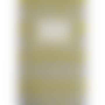 Hardback Notebook Yellow And Grey Smocking