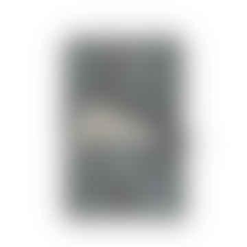 Uashmama Charcoal Grey Clutch Bag