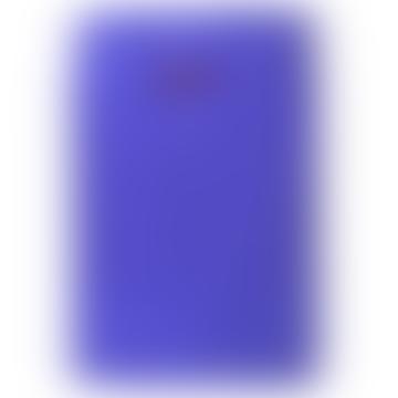 Dot Blue Luxury Cotton Dressing Gown
