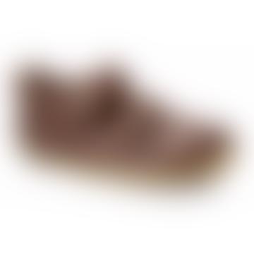 Bobux Brown 'Jack & Jill' Shoes