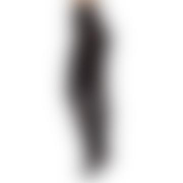 Swedish Stockings  Olivia Premium Tights in Black
