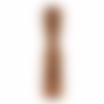 CrushGrind Torino Large Natural Oak Salt or Pepper Mill