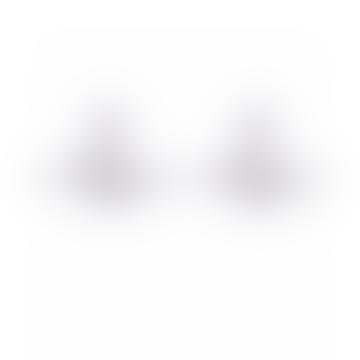 Vivienne Westwood  Rhod Lorelei Stud Earrings