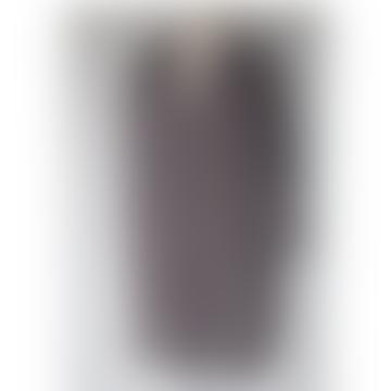 CollardManson Grey Wdts Smock Dress