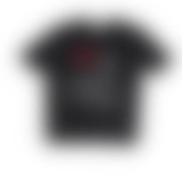 Black Les Lapins Tee Shirt