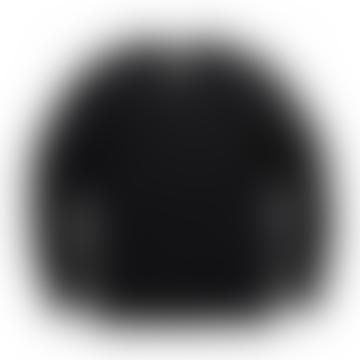 Terry Black - Klassisches Sweatshirt mit Rundhalsausschnitt