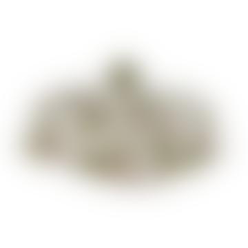 Peregrine Pottery Acorn Oak Butter Dish