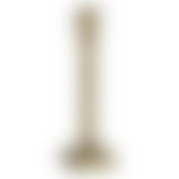 5 Ball Brass Candle Holder