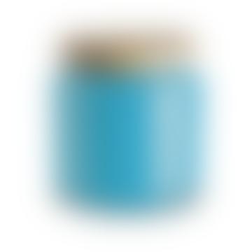 Palet Blue Glass Jar 2L