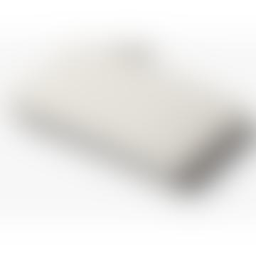 Slim Alabaster Pocket Purse For Cash, Cards And A Mobile Phone