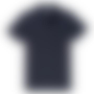 Navy Short Sleeve Riviera Polo