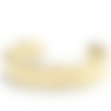 Gold Simple Bangle Bracelet
