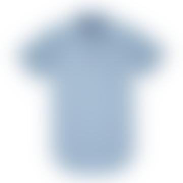 Stanley Chambray Short Sleeve Shirt