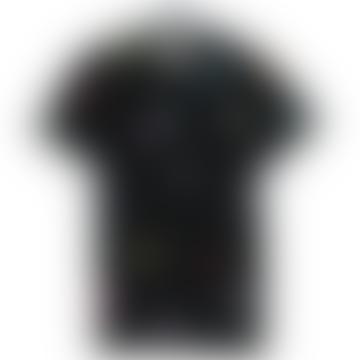"""Points"" T-Shirt Black"