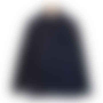 Navy Moleskin Muskat Jacket
