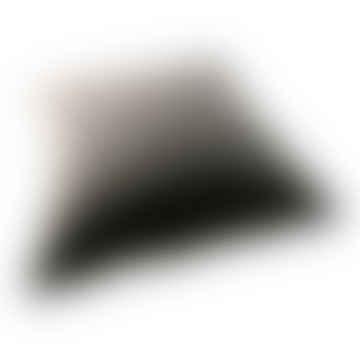 Grey Plain Velvet Cushion