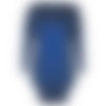 POKE Dark Blue Interlock Dress