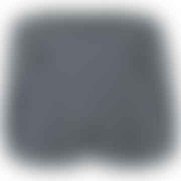 ARON Light Grey Denim Shorts