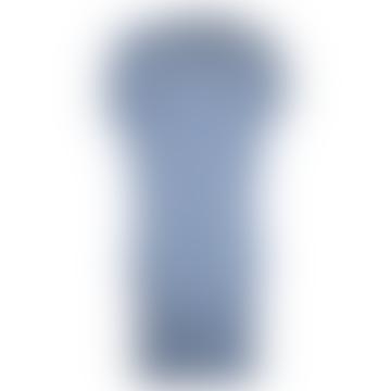 TJOK Striped Blue Ecru Single Dress