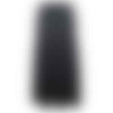 CURL Black Interlock Skirt