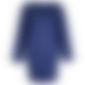 DEAR Dark Blue Sweat Dress