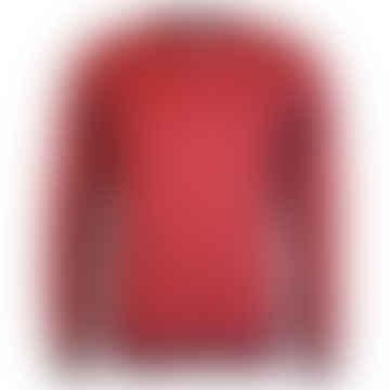 SANE Rust Panama Sweater