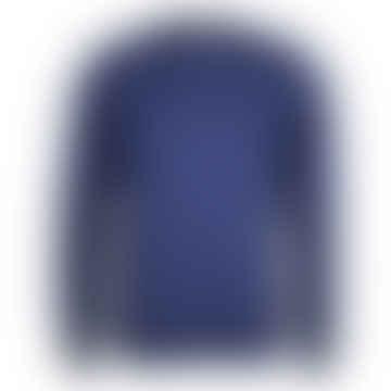 SANE Blue Panama Sweater