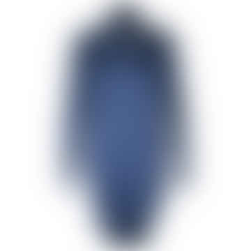 Format DROP Dark Blue Sweat Fluffy Cardigan