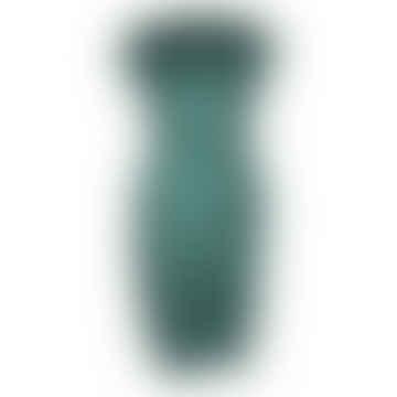 Format LOCK Green Plain Dress