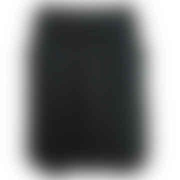 Format JADE Black Velours Skirt