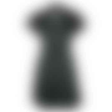 KIND Black Plain Dress