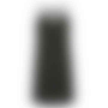 PLOT Black Silk Dress