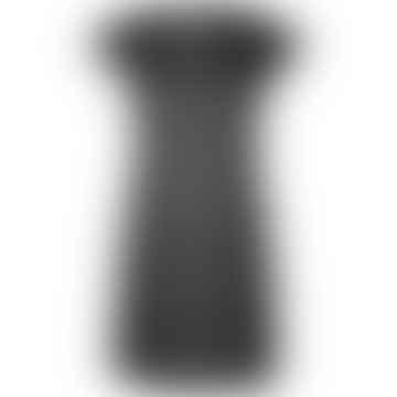 PLUM Black Single Plain Dress
