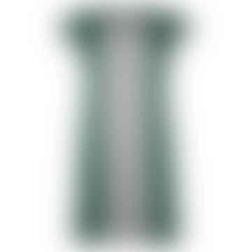 PLUM Green Grey Single Plain Dress