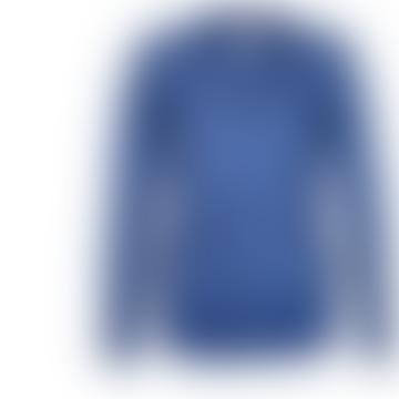Format PUSH Blue Panama Jacket