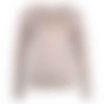 LENE Rose Linen Jersey Sweater