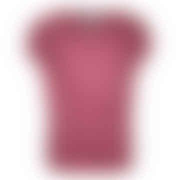 TJEK Rust Melange Single Shirt