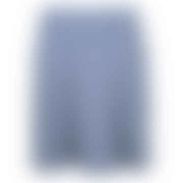 Format JADE Striped Blue Ecru Single Skirt