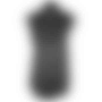 Format TOAT Black Plain Dress Blouse