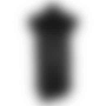 TOAT Black Silk Dress Blouse