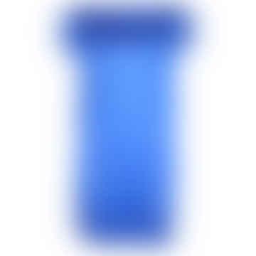 TWIG Blue Silk Jersey Blouse