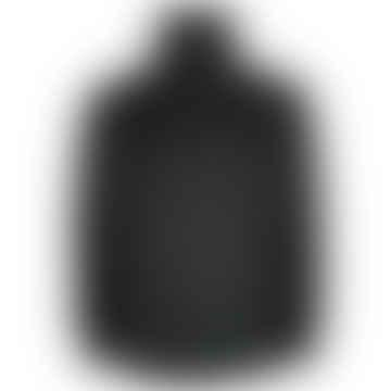 Format WIND Black Moleskin Windbreaker