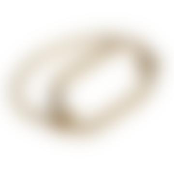 Gold Ellipslux Bracelet