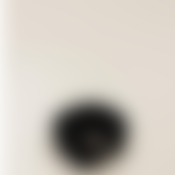 Ylico Black Fabric D Ring Belt