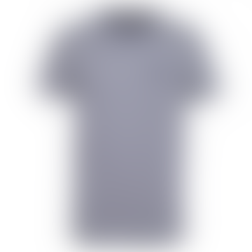 Makia Clothing White Navy Verkstad Tee